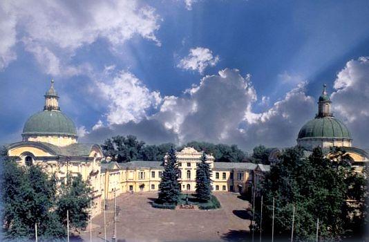Жемчужина Твери - Путевой дворец Екатерины 2