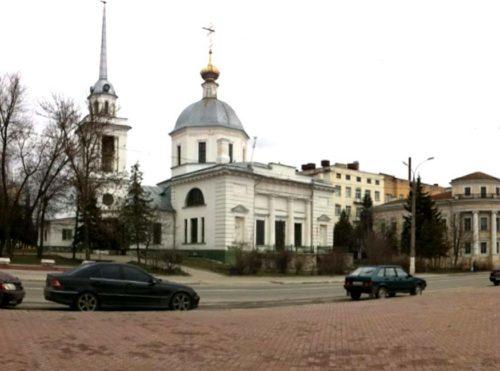 Церковь_Воскресения_Христова