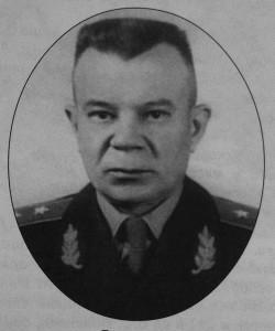 Дивизия под командованием генерала Поленова освобождала город Калинин