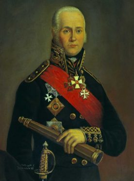 Гениальный флотоводец адмирал Ф. Ушаков
