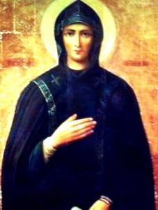 Анна, дочь ростовского князя Дмитрия