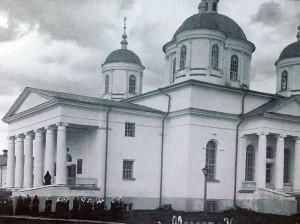 Афанасьевский монастырь в Мологе