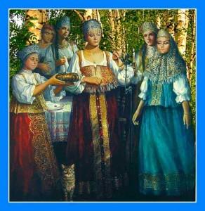 Обычаи Калязина