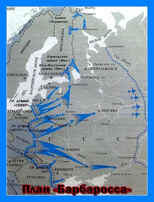 Барбаросса — план_захвата_СССР