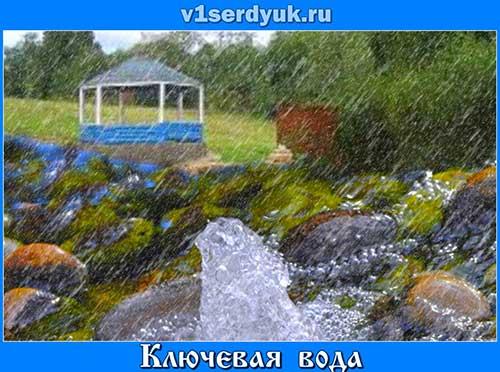 Родниковая_вода