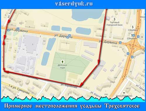 Местоположение_архиерейской_усадьбы