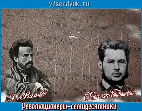 Революционеры -народники
